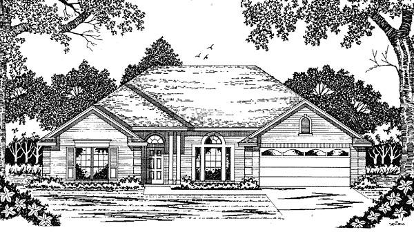 House Plan 79040