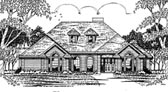 Plan Number 79042 - 1990 Square Feet