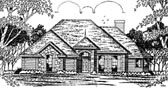 Plan Number 79045 - 2088 Square Feet