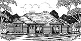 Plan Number 79047 - 2094 Square Feet