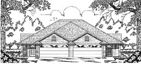 Multi-Family Plan 79051