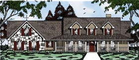 Plan Number 79066 - 1813 Square Feet