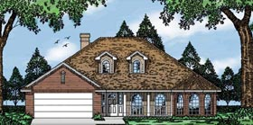 Plan Number 79067 - 1817 Square Feet