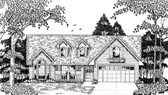 Plan Number 79078 - 1478 Square Feet