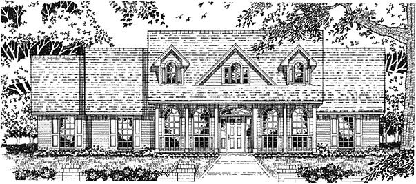 House Plan 79080