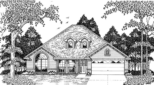 House Plan 79081