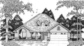 Plan Number 79081 - 1725 Square Feet