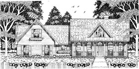 House Plan 79082