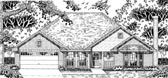 Plan Number 79088 - 2098 Square Feet