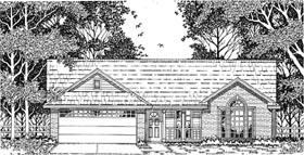 House Plan 79089