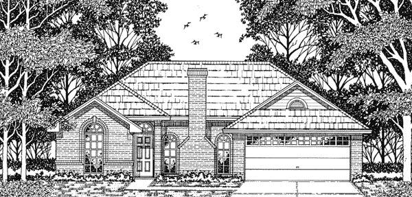 House Plan 79090