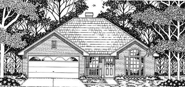 House Plan 79091