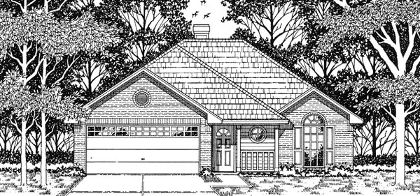 House Plan 79092