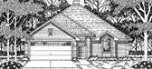 Plan Number 79105 - 1532 Square Feet