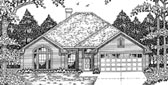 Plan Number 79106 - 1561 Square Feet