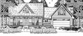 Plan Number 79108 - 1624 Square Feet