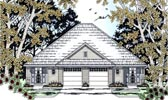 Plan Number 79110 - 2460 Square Feet