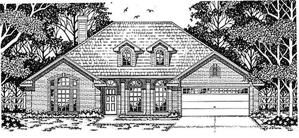 House Plan 79117