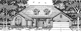 Plan Number 79118 - 1914 Square Feet