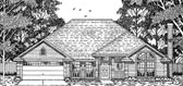 Plan Number 79124 - 2162 Square Feet