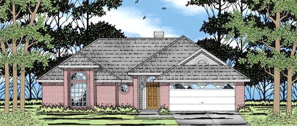 House Plan 79127