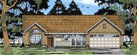 House Plan 79128