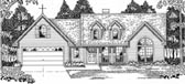 Plan Number 79136 - 1579 Square Feet