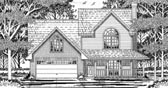 Plan Number 79159 - 1681 Square Feet