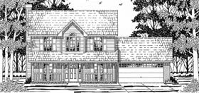 Plan Number 79161 - 1803 Square Feet
