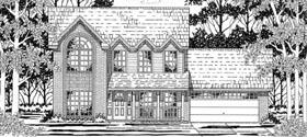 House Plan 79163
