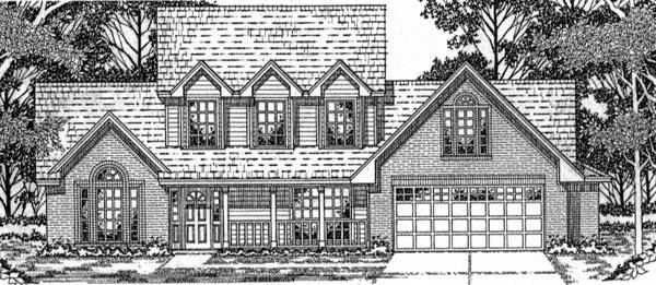 House Plan 79165