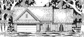 House Plan 79168