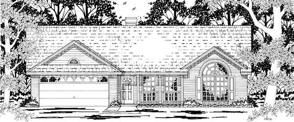 House Plan 79169