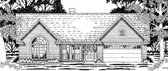 Plan Number 79174 - 1485 Square Feet