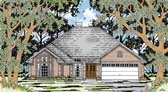 Plan Number 79176 - 1524 Square Feet