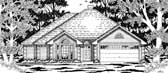 Plan Number 79185 - 1621 Square Feet
