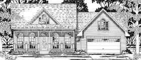 House Plan 79192