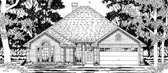 Plan Number 79195 - 1822 Square Feet