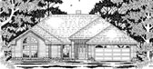 Plan Number 79201 - 1877 Square Feet