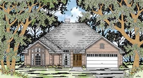 House Plan 79203