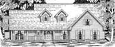 Plan Number 79206 - 2084 Square Feet