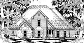 House Plan 79223