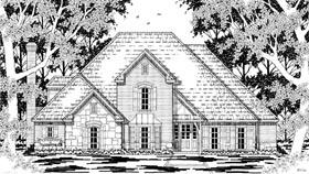 House Plan 79228