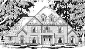 House Plan 79230