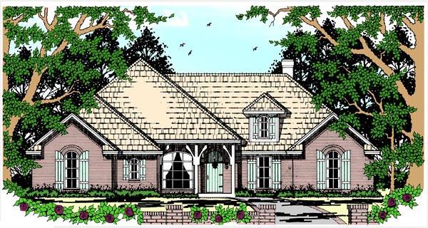 House Plan 79239