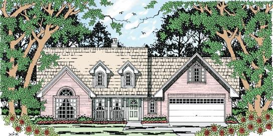 House Plan 79257