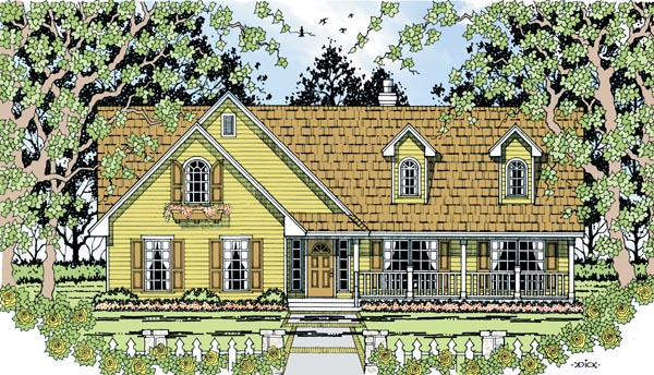 House Plan 79283
