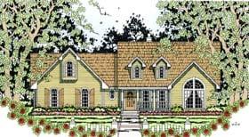House Plan 79291