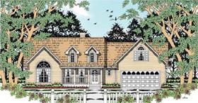 House Plan 79293