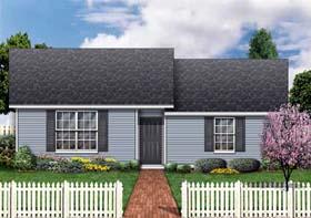 House Plan 79300